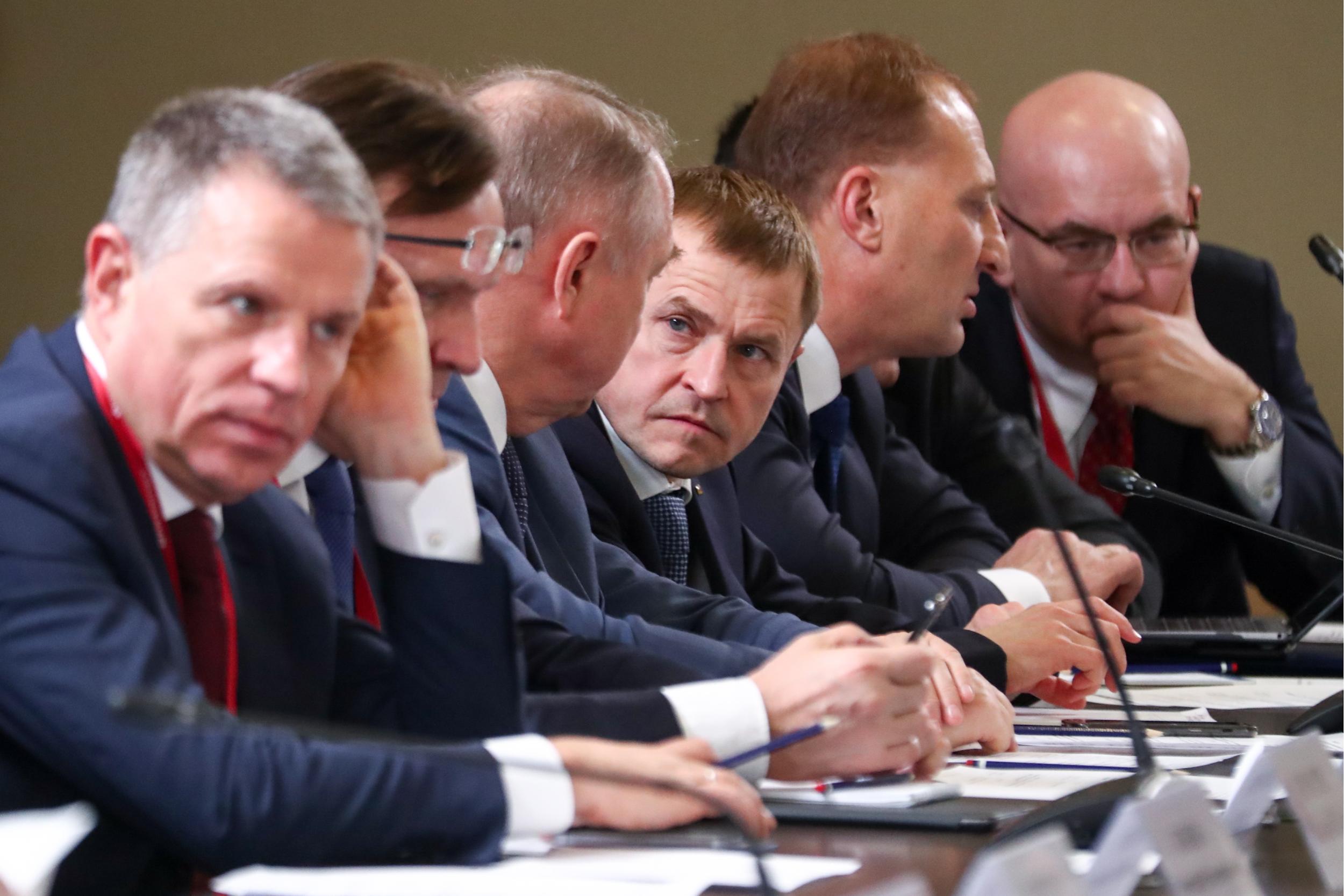 Президент Опоры России выступил в Сочи