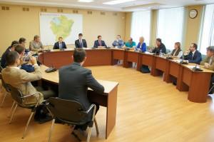 Встреча Калиниа с активом ЯРО
