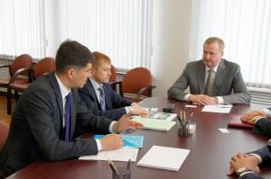 Встреча Князьков - Калинин
