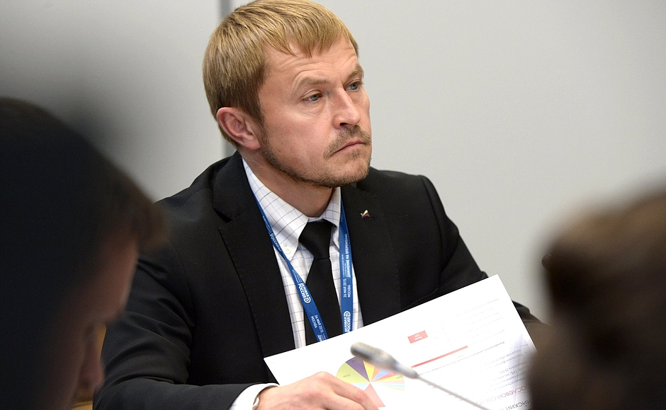 Президент ОПОРЫ России Александр Калинин