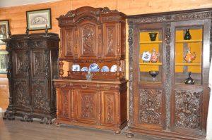Экспозиция музея Петра I в Толбухино