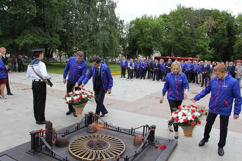 """Совет регионов """"ОПОРЫ"""" в Ярославле"""