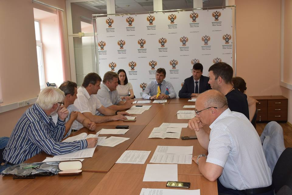 Заседание Общественно-консультативного Совета при УФАС по Ярославской области
