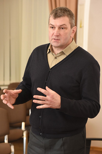 Сергей Выржиковский