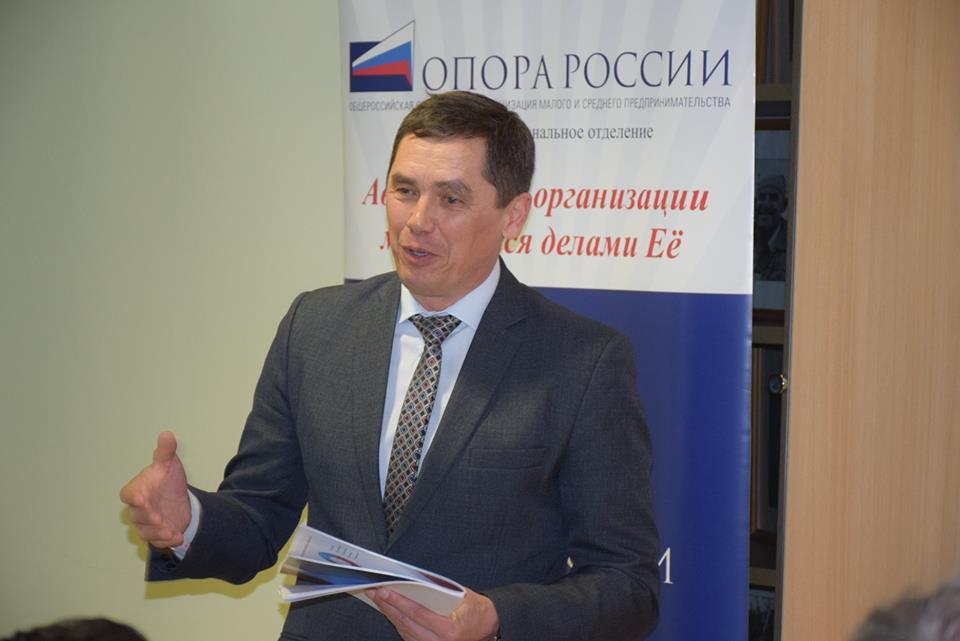 Альфир Бакиров