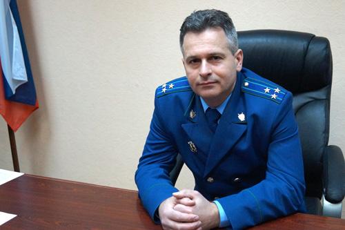 и.о. Ярославского межрайонного природоохранного прокурора Павлов Дмитрий Сергеевич